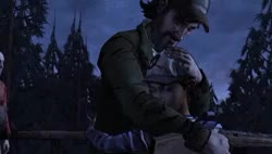 Watch this trending GIF on Gfycat. Discover more Clem, Clementine, Clementine and Luke, Clementine and Nick, Hug, Kenny, Kenny and Clementine, Luke, Nick, TWDG Nick, Twdg Clementine, Twdg Clementine and Luke, Twdg Kenny, Twdg Luke, Twdg Luke and Nick, Twdg Nuke, day 22, favourite hug, the walking dead, the walking dead game, twd, twdg, twdg Clementine and Nick, twdg Kenny and Clementine, twdgseptemberchallenge GIFs on Gfycat