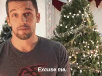 Watch christmas excuseme GIF on Gfycat. Discover more related GIFs on Gfycat