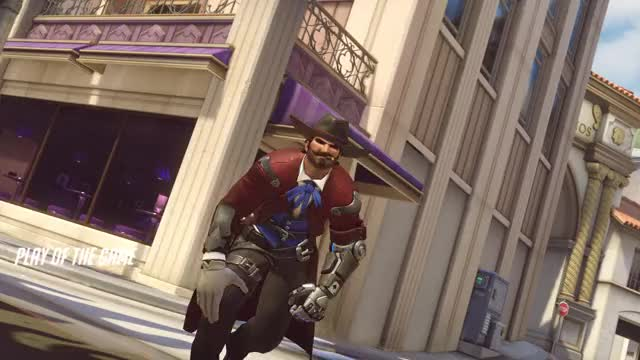 Watch mccree practice in deathmatch GIF by Mallory (@malloryaki) on Gfycat. Discover more mccree, overwatch, potg GIFs on Gfycat
