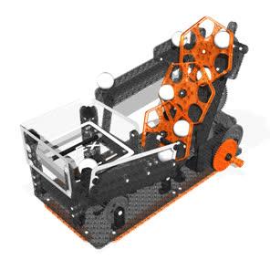 HEXBUG VEX Robotics Hexcalator Ball Machine GIFs