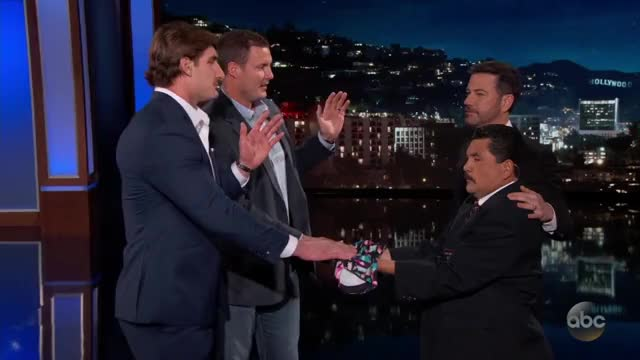 Watch Jimmy Swears in Chargers Philip Rivers and Joey Bosa GIF on Gfycat. Discover more jimmy, jimmy kimmel, kimmel, live GIFs on Gfycat
