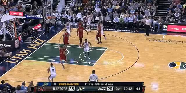 Watch Rudy gobert GIF on Gfycat. Discover more related GIFs on Gfycat