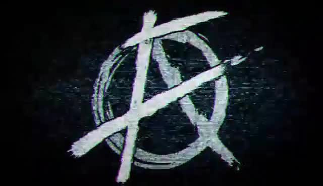 Watch and share FOZZY - One Crazed Anarchist (Lyric Video) GIFs on Gfycat