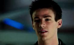Watch and share Barry Allen Comes To Starling City GIFs on Gfycat