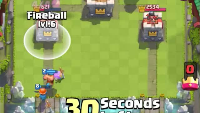 Watch and share Lumberjack Cannon Cart GIFs by Clash Royale Kingdom on Gfycat