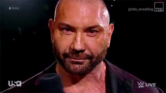 Watch and share Dave Bautista GIFs and Glasses GIFs by acecondecue on Gfycat