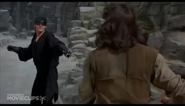 Watch and share The Princess Bride (3/12) Movie CLIP - I Am Not Left-Handed (1987) HD GIFs on Gfycat