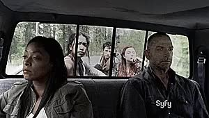 Watch Z Nation cast GIF on Gfycat. Discover more Z Nation gif, keith allan, kellita smith, syfy z nation, z nation cast GIFs on Gfycat