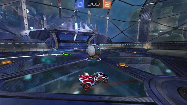 Watch Amateur air dribble GIF by @feuersturm on Gfycat. Discover more cars, rocketleague GIFs on Gfycat