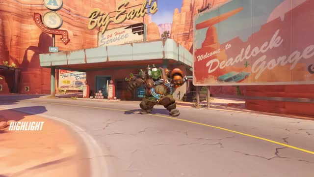Watch and share Highlight GIFs and Overwatch GIFs by darthcostanza on Gfycat