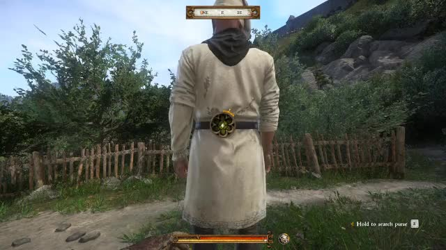 Watch Kingdom Come Deliverance Pickpocket GIF by @terminaldogma on Gfycat. Discover more related GIFs on Gfycat