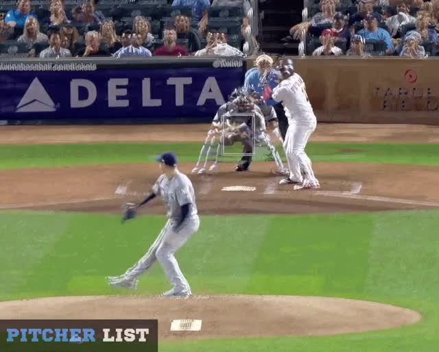 Watch and share Blake Snell GIFs and Baseball GIFs by Pitcher Giffer on Gfycat