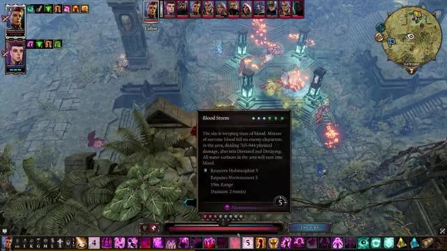 Divinity Original Sin 2 Undead Necromancer Build