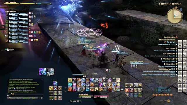 Watch and share FFXIV Dash GIFs by hudeer on Gfycat