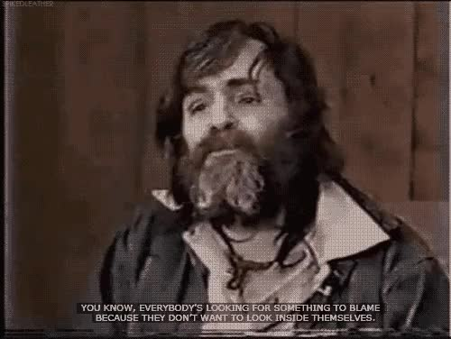 Watch Charles Manson GIF on Gfycat. Discover more charles manson GIFs on Gfycat