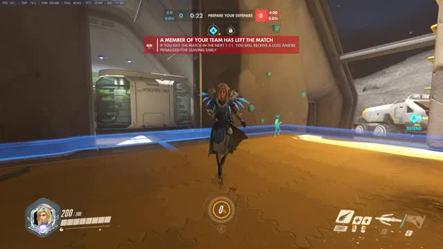 Watch and share Mercy GIFs and Main GIFs by Hiorth on Gfycat