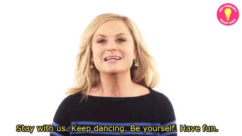 Watch this trending GIF on Gfycat. Discover more amy poehler, amy poehler's smart girls, smart girls GIFs on Gfycat