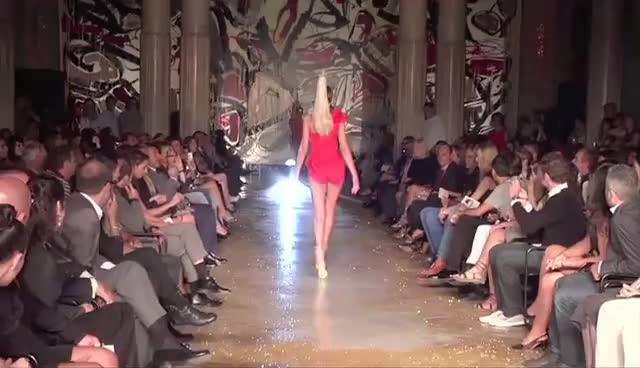 catwalk, funny, catwalk GIFs