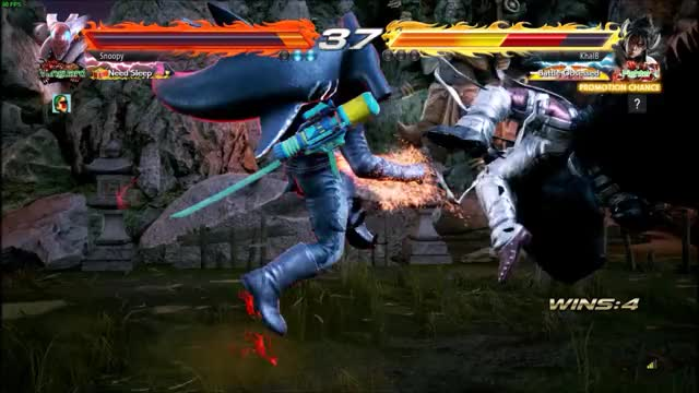 Watch Promo Denied... with style GIF by @snoopwolfe on Gfycat. Discover more Tekken, Yoshimitsu GIFs on Gfycat