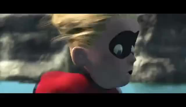 Watch and share The Incredibles - 100 Mile Dash GIFs on Gfycat