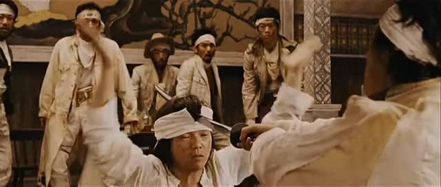 django, head, sukiyaki, sword, western, Sukiyaki Western Django GIFs