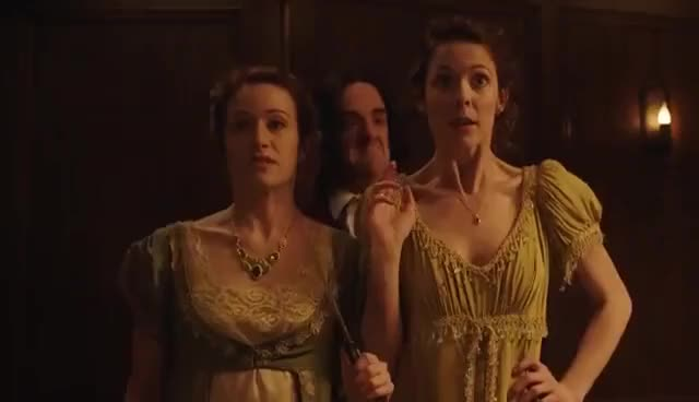 Watch and share Edgar Allan Poe's Murder Mystery Dinner Party Ch. 11: The Tell-Tale Heart GIFs on Gfycat