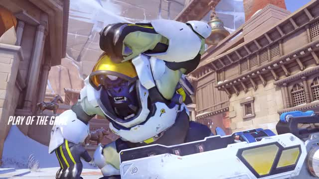 Watch and share Overwatch GIFs and Winston GIFs by AngelicKittu on Gfycat
