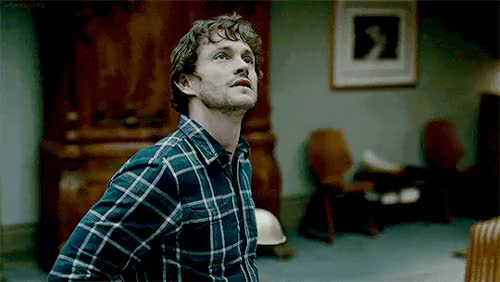 Watch and share Nbc Hannibal GIFs and Will Graham GIFs on Gfycat