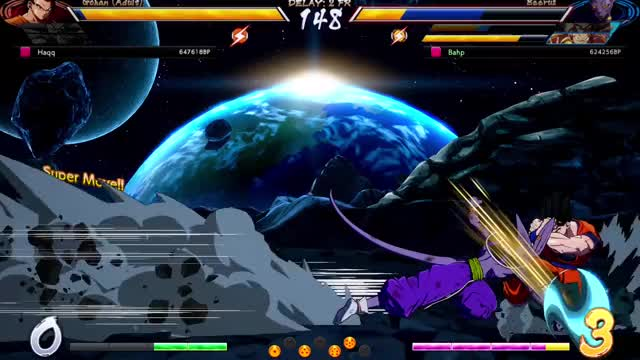 Watch and share DRAGON BALL FIGHTERZ (318) GIFs by bahptist on Gfycat