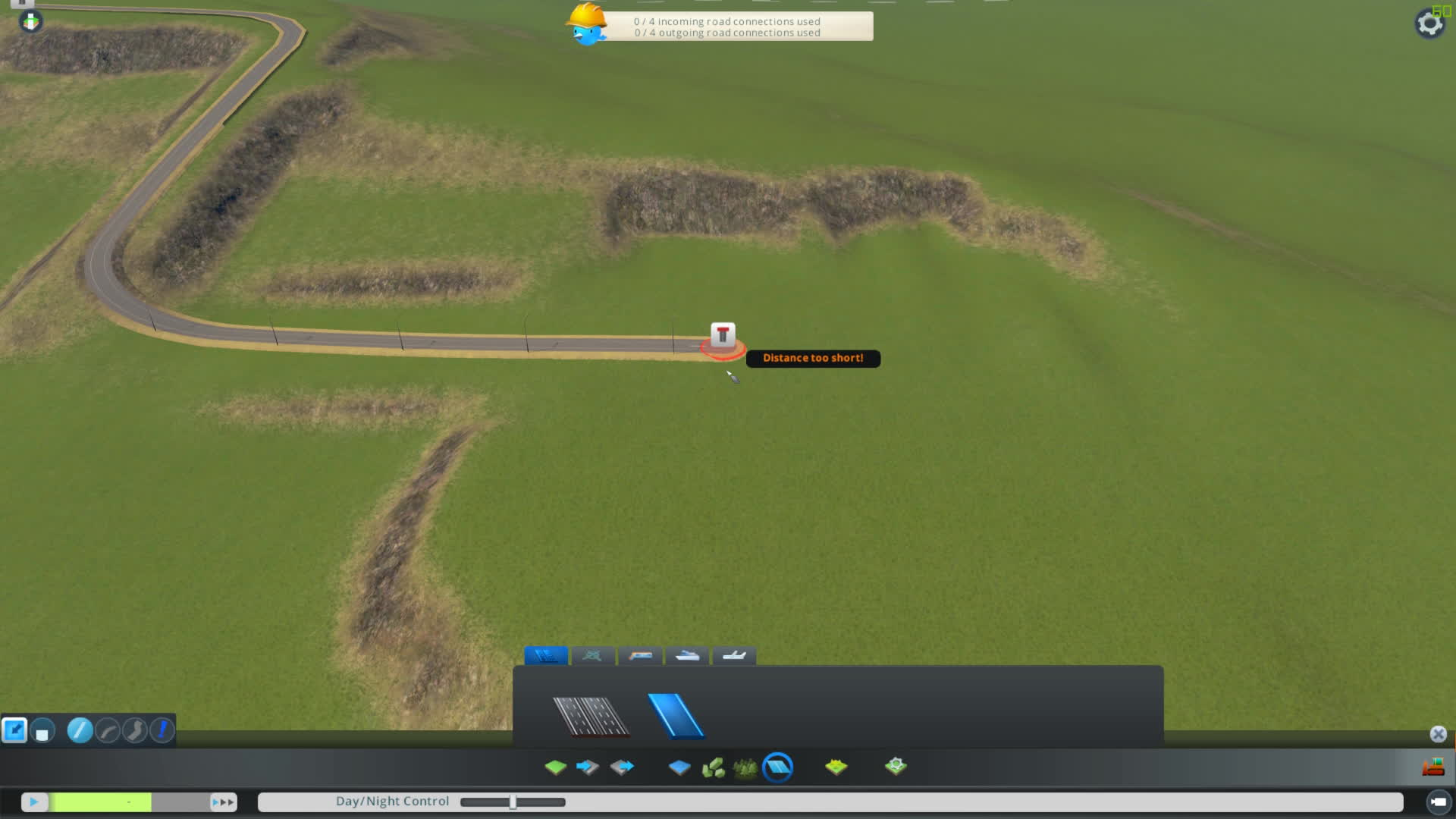citiesskylines, [Help] Why can't I build roads at 90 degree angles? (reddit) GIFs