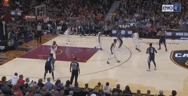 Watch and share Cavs Def TO PnR BH GIFs on Gfycat
