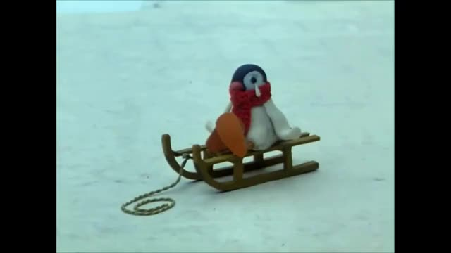 Watch and share Pingu - S01 E08 - Pinga Is Left Out GIFs on Gfycat