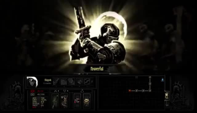 Watch and share Darkest Dungeon Stream Highlight- Tri-Virtuous GIFs on Gfycat
