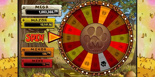 Watch and share Spin The Jackpot Wheel For Millions On Euro Palace Progressives GIFs on Gfycat