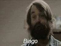 Watch bingo GIF on Gfycat. Discover more related GIFs on Gfycat