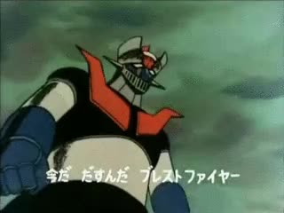 Watch and share Getter Robo GIFs on Gfycat