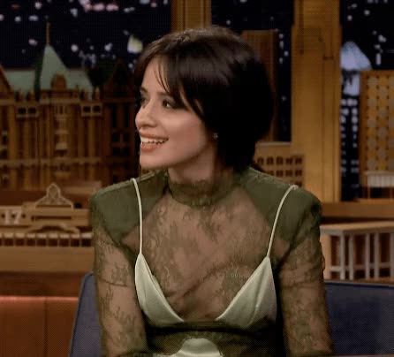 Watch this camila cabello GIF by The GIF Smith (@sannahparker) on Gfycat. Discover more awkward, camila cabello, celebs, confused, skeptical, suspicious, tonight show, what, wtf GIFs on Gfycat
