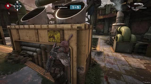 Watch and share Gearsofwar GIFs and Popular GIFs by Based Mexican on Gfycat