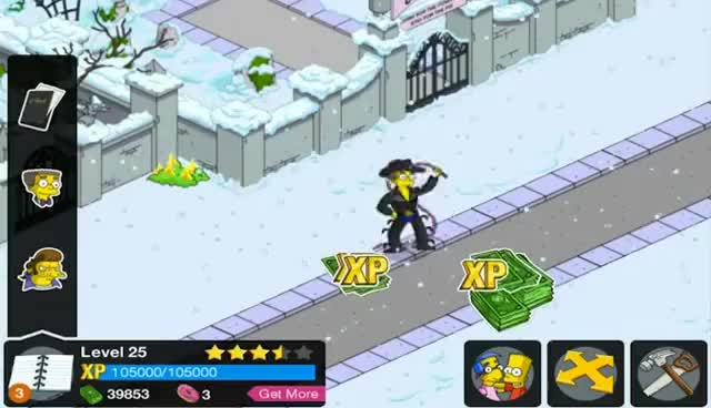 Watch TWERK IT GIF on Gfycat. Discover more simpsons, smithers, tapped out GIFs on Gfycat