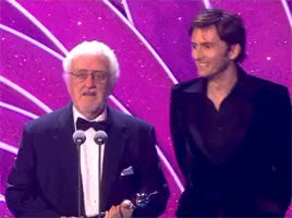 Watch and share That Was Lovely Too GIFs and Bernard Cribbins GIFs on Gfycat