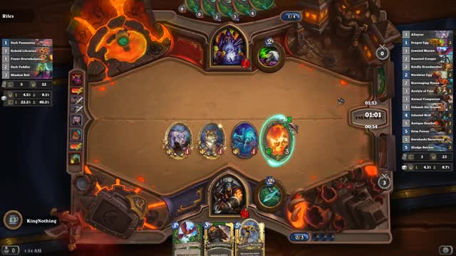 Watch Honorable Brawler GIF by KingNothing2000 (@kingnothing2000) on Gfycat. Discover more Gaming, hearthstone, kingnothing2000 GIFs on Gfycat