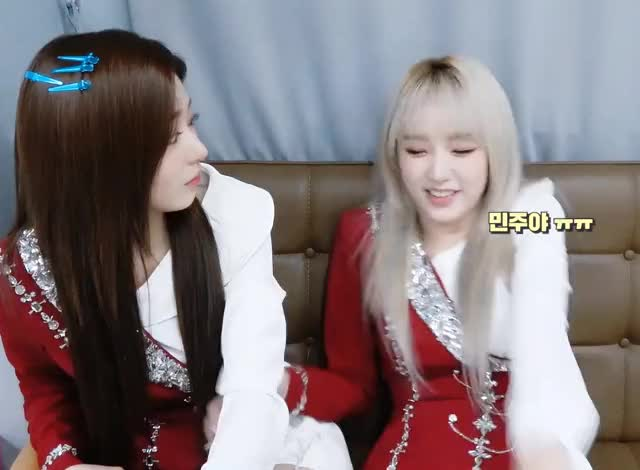 Watch and share Honeycam 2021-04-28 00-25-31 GIFs by 밍주 on Gfycat