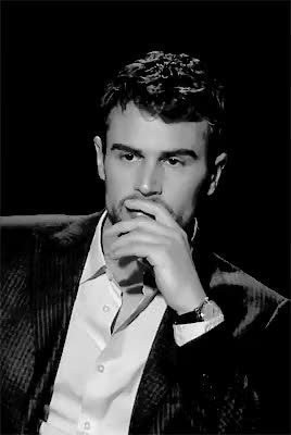 Watch and share Theo James GIFs and Ugly GIFs on Gfycat
