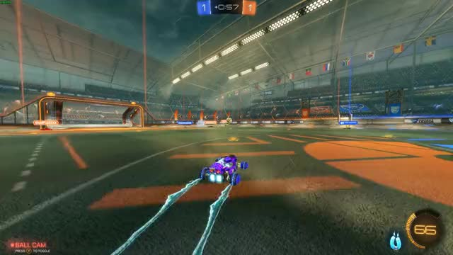 Watch and share Rocket League GIFs by Hell_cat1943 on Gfycat