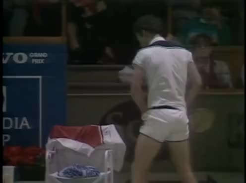 Watch and share John Mcenroe GIFs and Tennis GIFs on Gfycat