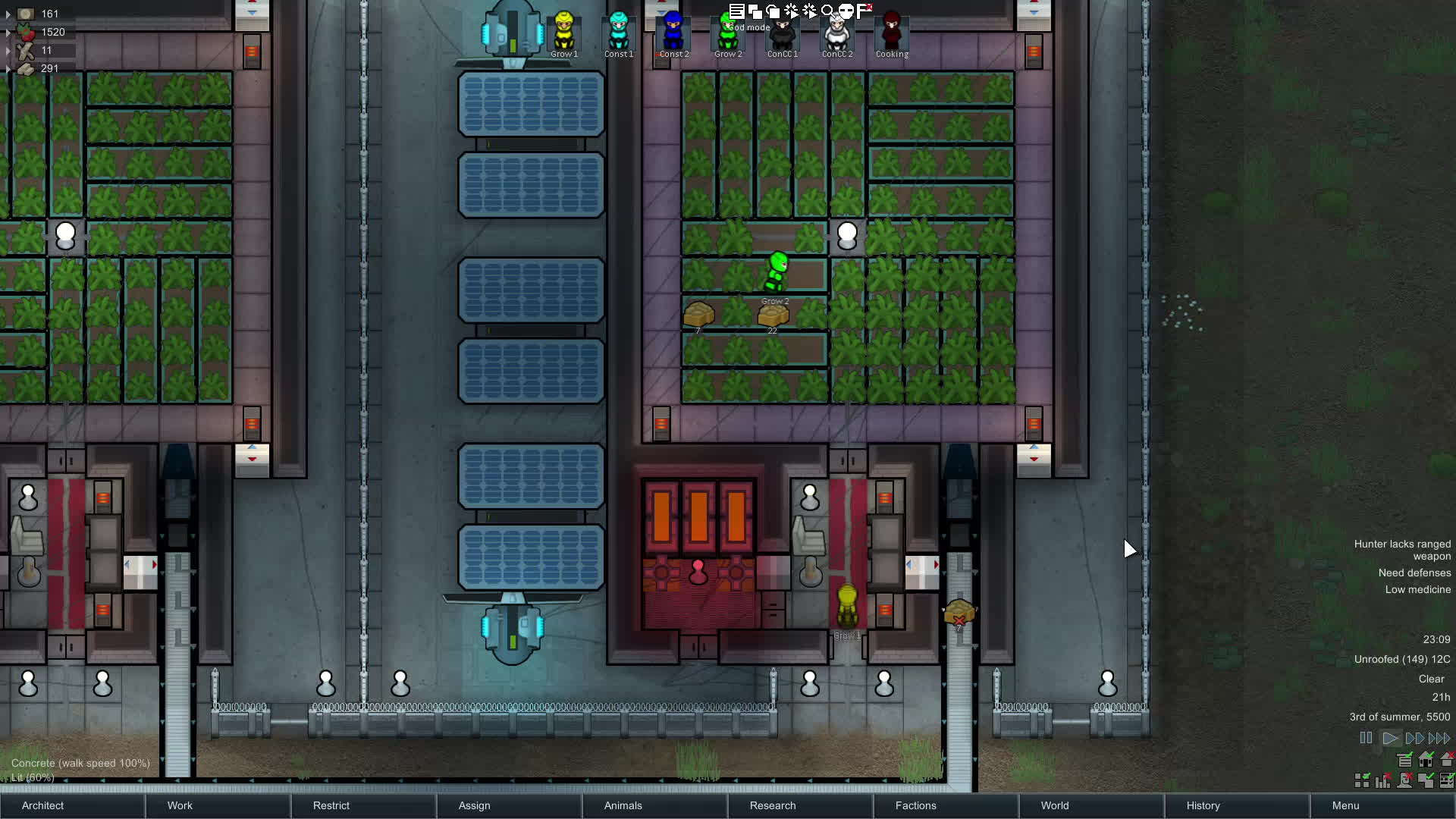 industrila rollers, rimworld, RimWorld mod - Industrial Rollers GIFs