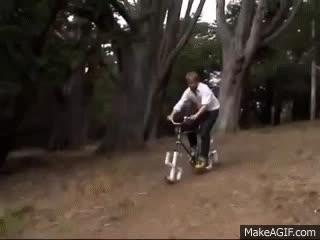 Vélo Nazi GIFs
