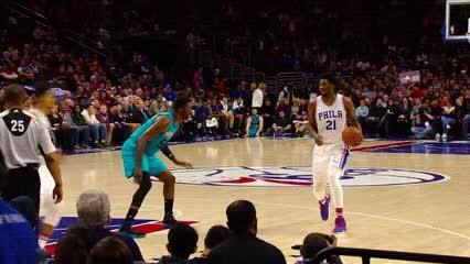 011317, Joel Embiid — Philadelphia 76ers GIFs