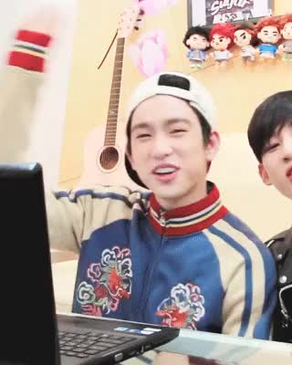 Watch and share Park Jinyoung GIFs and Dream Knight GIFs on Gfycat