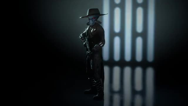 Watch and share Star Wars Battlefront 2 - Cad Bane Mod GIFs by Sir42 on Gfycat